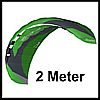 2.0 Meter Beamer 4 power kite from HQ