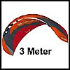 3.0 Meter Beamer 4 power kite from HQ
