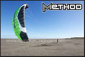 Green Ozone Method Power Kite