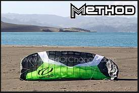 Green Ozone Method Power Kite Flying