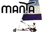 Manta Land sailor Replacement Parts and Accessories, Twinjammer Parts, Windjammer parts