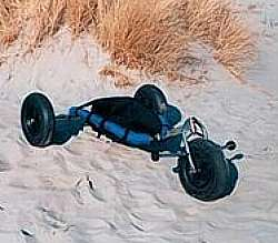Peter Lynn Comp XR Buggy