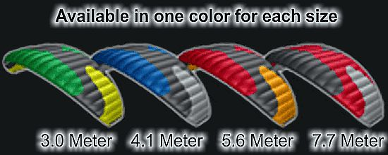Twister II R Color Options