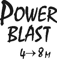 Power Blast 4-8 Logo