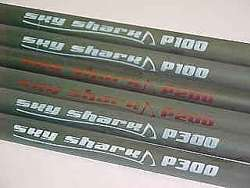 P Series Tubes from Sky Shark